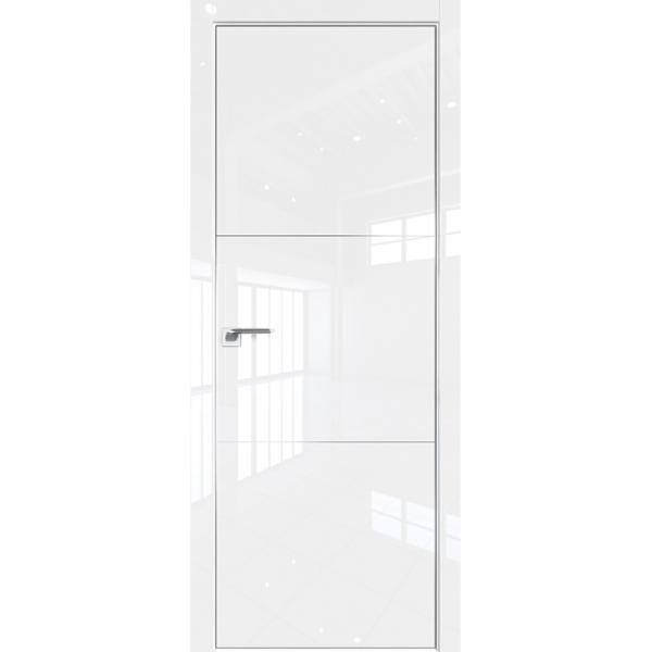 2LK 800*2000 Белый люкс матовая с 4-х сторон БЕЗ ЗПП БЕЗ ЗПЗ