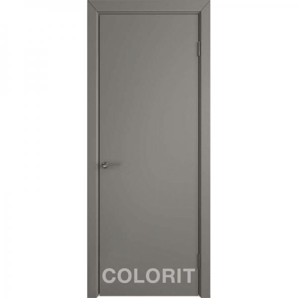 K6 COLORIT ДГ 800*2000 Графит эмаль