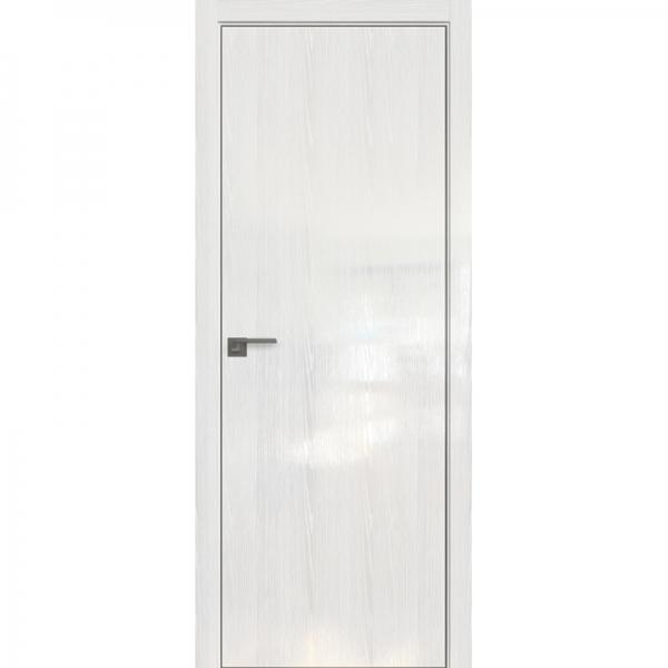 1STK 800*2000 Pine white glossy матовая с 4-х сторон БЕЗ ЗПП БЕЗ ЗПЗ