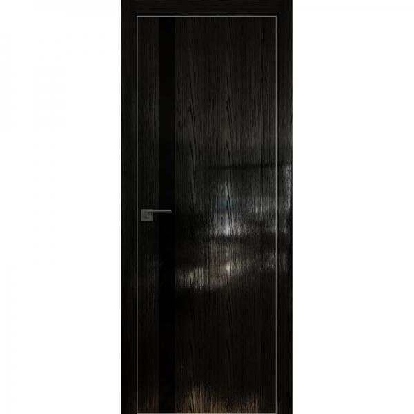 6STK черный лак 800*2000 Pine black glossy матовая с 4-х сторон Eclipse 190