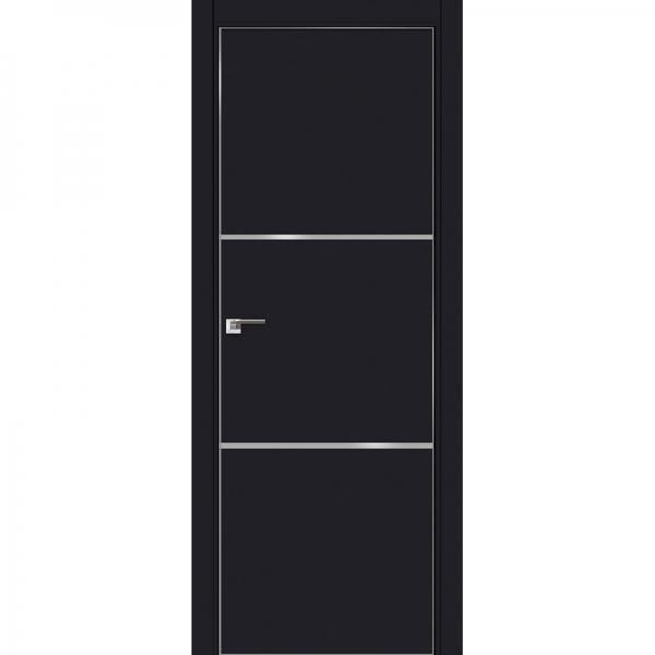 2E 800*2000 Манхэттен хром черная с 4-х сторон