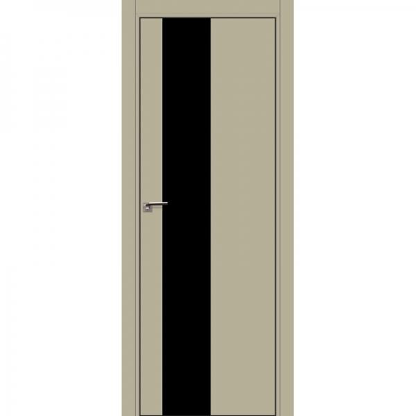 5E (ABS) коричневый лак 800*2000 Манхэттен ABS черная