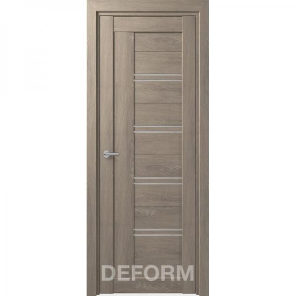 D18 DEFORM ДО матовое 800*2000 Дуб шале графит