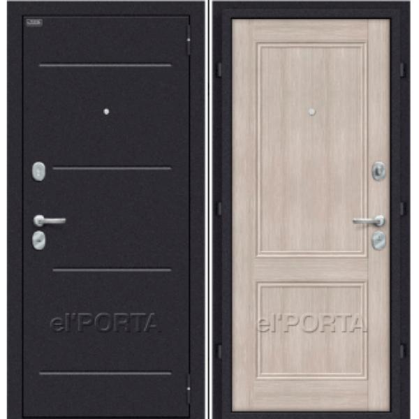 Дверь входная КЛАСС Cappuccino Veralinga