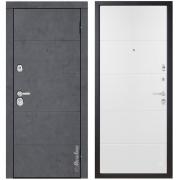 Входная дверь МетаЛюкс М712/1 СТАТУС