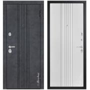 Входная дверь МетаЛюкс М715 СТАТУС
