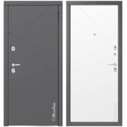 Входная дверь МетаЛюкс М746/5 СТАТУС