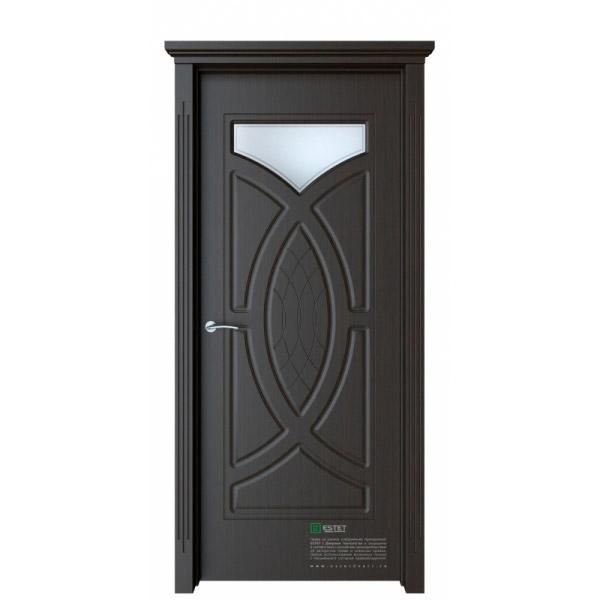 Межкомнатная дверь ESTET КАМЕЯ ВЕРХ