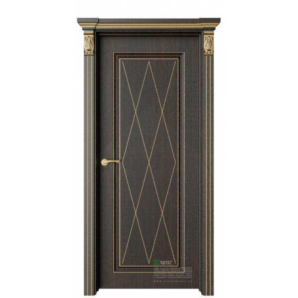 Межкомнатная дверь ESTET Монторо 1 Ромб