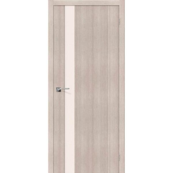 Дверь межкомнатная экошпон Эльпорта Порта 11 Elporta Porta X Cappuccino