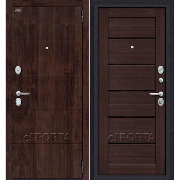 Дверь входная ПРАЙМ Wenge | Wenge Veralinga