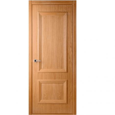 Дверь межкомнатная шпонированная Белвуддорс Франческа ДГ Дуб