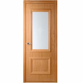 Дверь межкомнатная шпонированная Белвуддорс Франческа ДО Дуб