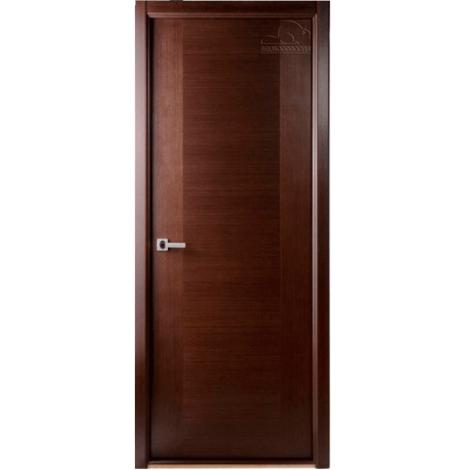 Дверь межкомнатная шпонированная Белвуддорс Классика люкс ДГ Венге
