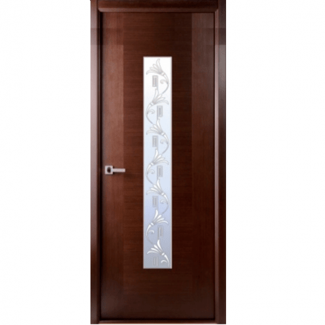 Дверь межкомнатная шпонированная Белвуддорс Классика люкс ДО Венге