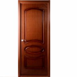 Дверь межкомнатная шпонированная Белвуддорс Карина ДГ Орех