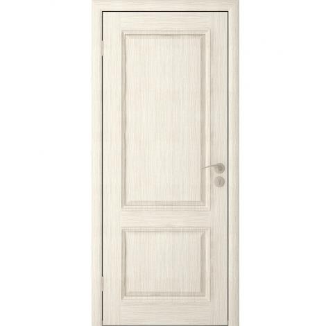 Межкомнатная дверь шпонированная Шервуд 2 ДГ, Слоновая кость