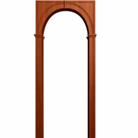 Межкомнатная арка Палермо Итальянский орех