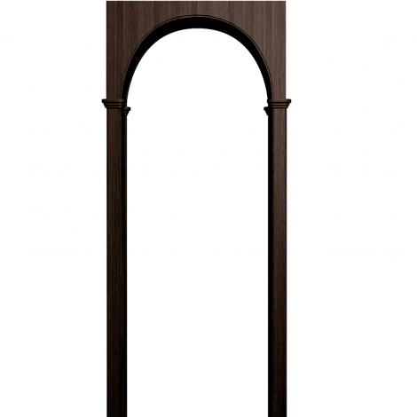 Межкомнатная арка Милано Венге
