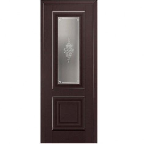 МЕЖКОМНАТНАЯ ДВЕРЬ PROFIL DOORS 28u Коричневый
