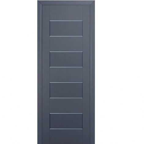 МЕЖКОМНАТНАЯ ДВЕРЬ PROFIL DOORS 45u   Антрацит