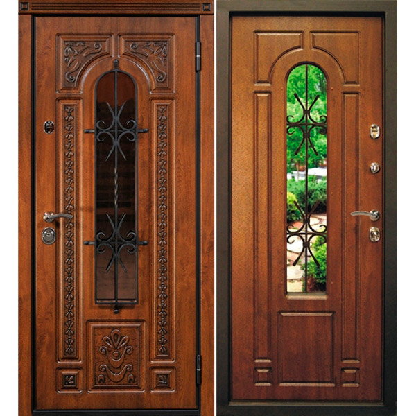 Дверь входная Лацио