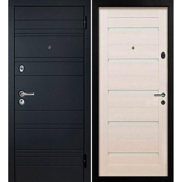 Дверь входная металлическая Стал СП05 Bianco