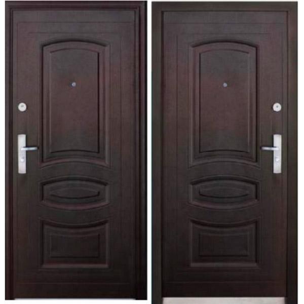 Дверь входная металлическая Стал 09
