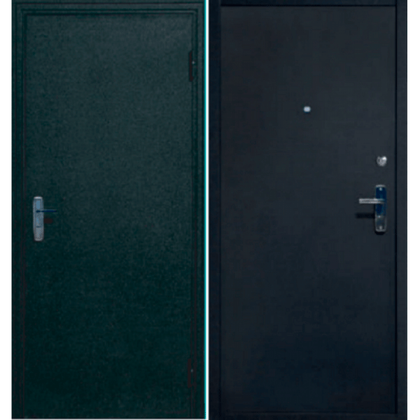 Дверь входная металлическая Стал 02