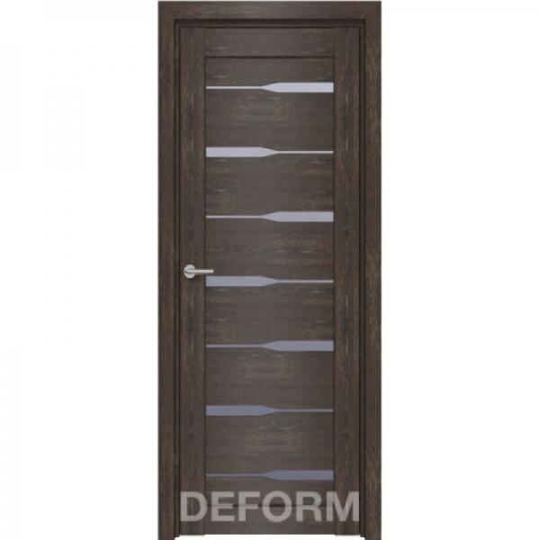 Межкомнатная дверь D4 DEFORM ДО