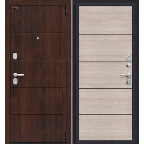 Дверь входная Porta S 4.П50 Almon 28/Cappuccino Veralinga