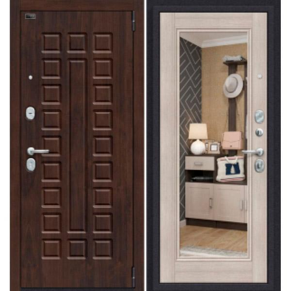 Дверь входная Porta S 51.П61 Almon 28/Cappuccino Veralinga