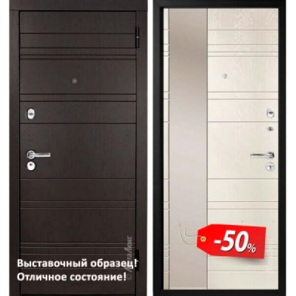 Bходная дверь МетаЛюкс М701 СТАТУС