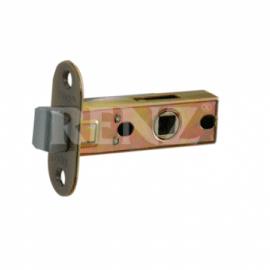 Защелка магнитная RENZ L 5-45 oval АВ Античная бронза