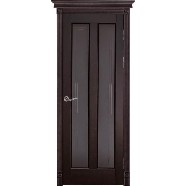 Межкомнатная дверь из массива сосны Ока Соренто ДО