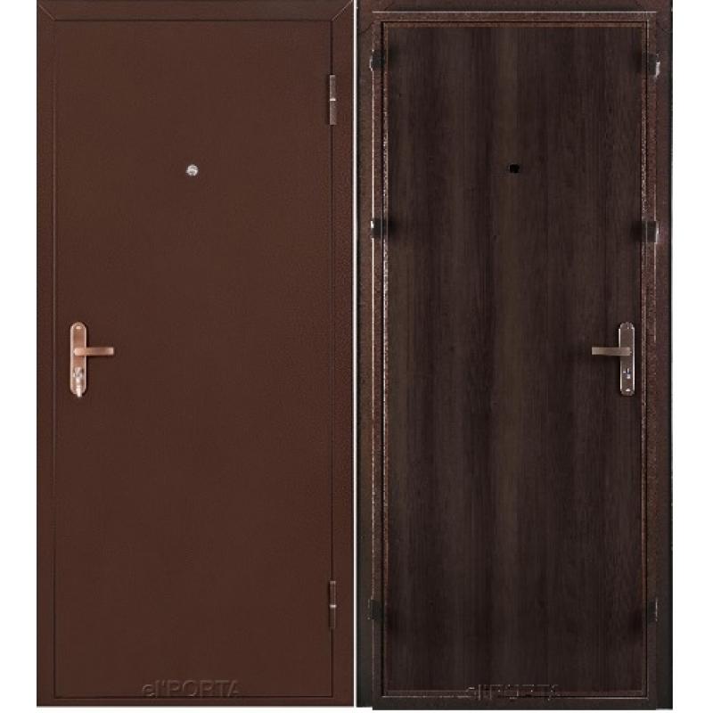 Входная дверь Лайт Венге